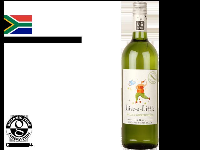 Live-a-Little Chenin Blanc | Pick's Organic Farm
